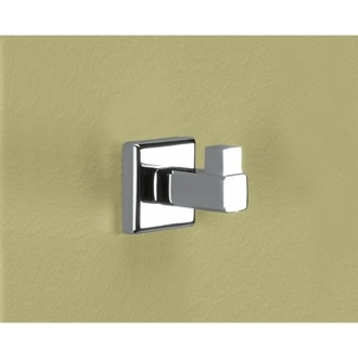 Bathroom Hook Polished Chrome Hook Gedy 6926-13