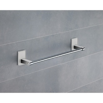 Towel Bar in Multiple Finishes Gedy 7821