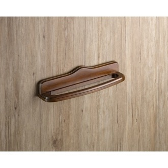 Towel Bar Wood 14 Inch Towel Bar 8121-35-95 Gedy 8121-35-95