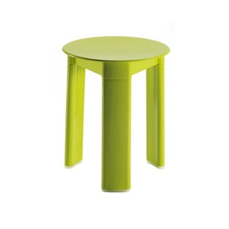 Bathroom Stool Circular Stool Made From Thermoplastic Resins Available in Multiple Finishes Gedy 2072