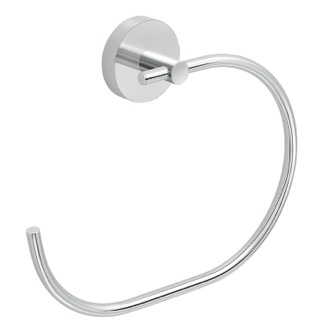 C' Style Hand Towel Ring Gedy 2370-13