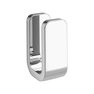 Polished Chrome Single Robe Hook Gedy 3226-13