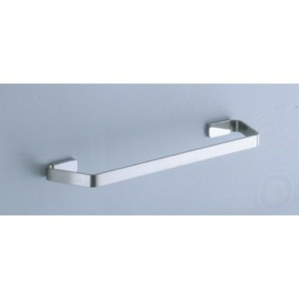 Towel Bar 12 Inch Satin Nickel Towel Bar 6121-30-40 Gedy 6121-30-40