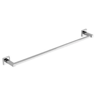 Polished Chrome 24 Inch Towel Bar Gedy 6921-60-13
