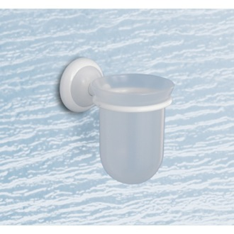 Wall Mounted Thermoplastic Resin Toothbrush Holder Gedy 8210-02