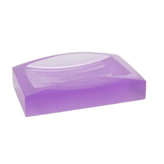 Soap Dish Lilac Free Standing Soap Dish AT11-79 Gedy AT11-79