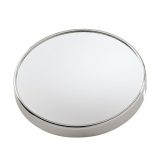 3x Wall Mounted Magnifying Mirror with Suction Cups Gedy CO2020-13