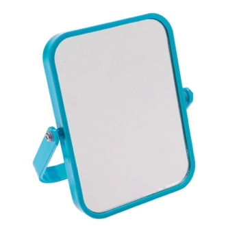 Makeup Mirror Turquoise Free Standing Makeup Mirror CO2022-92 Gedy CO2022-92