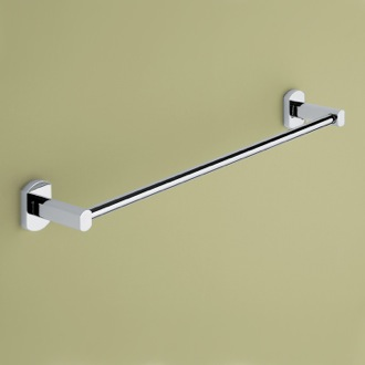 Towel Bar 14 Inch Polished Chrome Towel Bar Gedy ED21-35-13