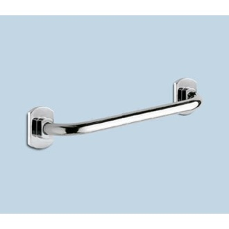Shower Grab Bar Polished Chrome 14 Inch Grab Bar ED21-37-13 Gedy ED21-37-13