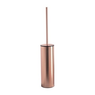 Rose Gold Floor Standing Toilet Brush Gedy EE33-15