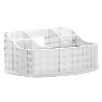 Make-up Tray Transparent Make-up Tray Available in Multiple Finishes GL00 Gedy GL00