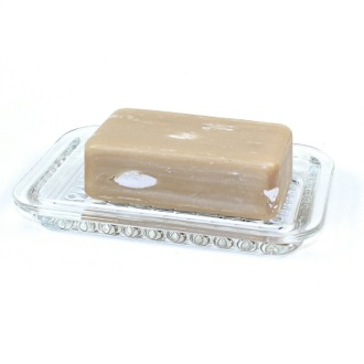 Soap Dish Transparent Free Standing Soap Dish 1011-00 Gedy 1011-00