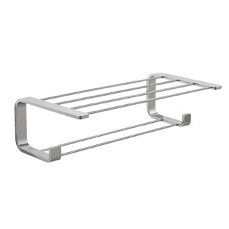 Polished Chrome Towel Rack Gedy 3235-13