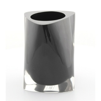 Toothbrush Holder Round Countertop Toothbrush Holder Gedy 4698