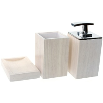 Bathroom Accessory Set Bathroom Accessory Set in Muliple Finishes Gedy PA281