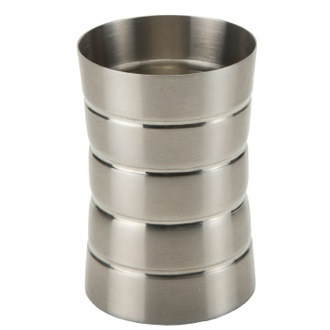 Brushed Nickel Free Standing Toothbrush Holder Gedy NA98-38