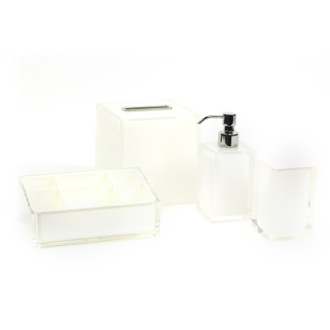 Bathroom Accessory Set in Muliple Finishes Gedy RA4002