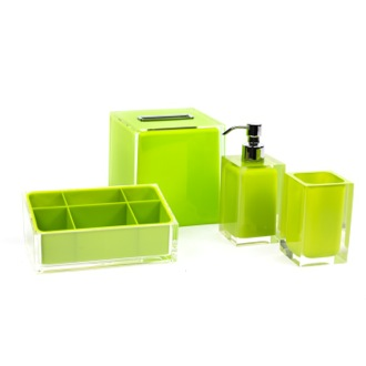 Green Thermoplastic Resins Accessory Set Gedy RA4002-04