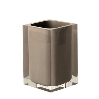 Square Turtledove Toothbrush Holder Gedy RA98-52