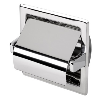 Toilet Paper Holder Recessed Stainless Steel Toilet Roll Holder 119 Geesa 119