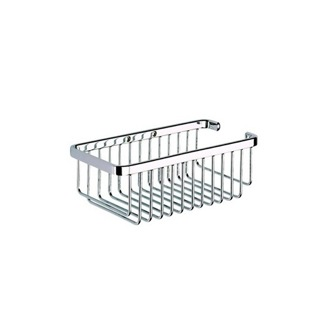 Shower Basket Chrome Shower Bottle/Sponge Holder 140 Geesa 140