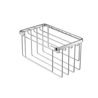 Shower Basket Chrome Towel Basket for Small Towels 174 Geesa 174