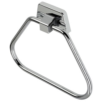 Towel Ring Chrome Towel Ring 5251 Geesa 5251