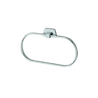 Towel Ring Chrome Oval Towel Ring 5351 Geesa 5351