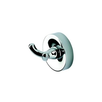 Bathroom Hook Chrome Towel or Robe Hook Geesa 5515