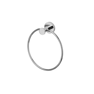Chrome Circle Towel Ring Geesa 6504-02