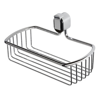 Shower Basket Chrome Wire Shower Basket 8514-06 Geesa 8514-06