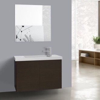 32 Inch Bathroom Vanity Set Iotti HD02