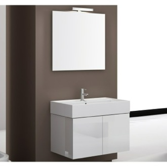 32 Inch Bathroom Vanity Set Iotti SM04