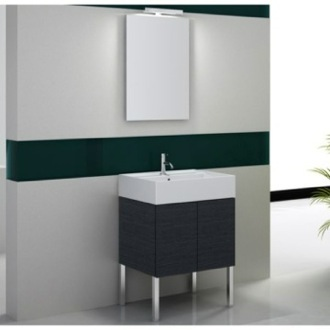 24 Inch Bathroom Vanity Set Iotti SM05