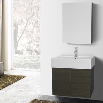 24 Inch Bathroom Vanity Set Iotti SM02