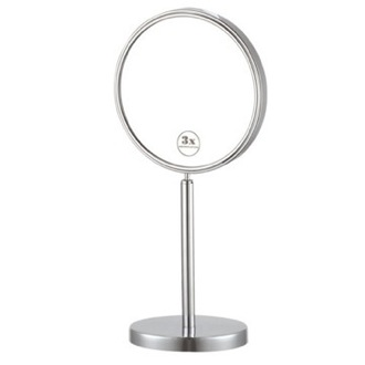 Double Sided Free Standing 3x Makeup Mirror Nameeks AR7716