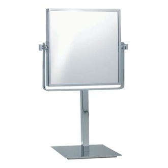 Square Double Sided 3x Makeup Mirror Nameeks AR7717