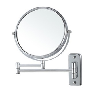 Makeup Mirror Wall Mounted Double Sided 3x Shaving Mirror Nameeks AR7719