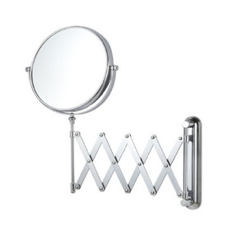 Double Sided Adjustable Arm 3x Shaving Mirror Nameeks AR7720