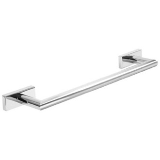 Towel Bar 15 Inch Polished Chrome Towel Bar NNBL0016 Nameeks NNBL0016