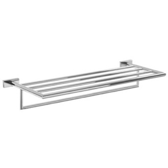 Train Rack Polished Chrome Towel Rack NNBL0018 Nameeks NNBL0018