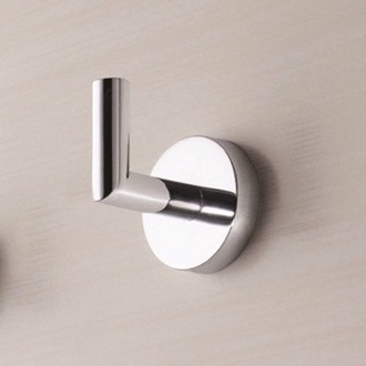 Modern Chrome Bathroom Hook Nameeks NNBL0027