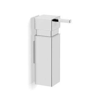 soap dispenser wall mounted polished chrome soap dispenser nameeks nnbl0046