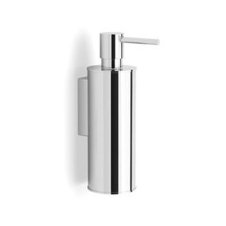 soap dispenser wall mounted polished chrome soap dispenser nameeks nnbl0049