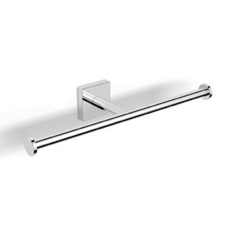 Toilet Paper Holder Polished Chrome Double Toilet Paper Holder Nameeks NNBL009
