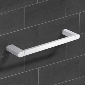14 Inch Polished Chrome Towel Bar Nameeks NCB09