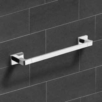 22 Inch Polished Chrome Towel Bar Nameeks NCB13