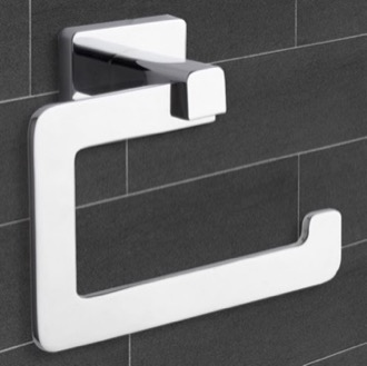 Modern Chrome Toilet Paper Holder Nameeks NCB17