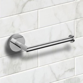 Polished Chrome Toilet Paper Holder Nameeks NNBL0031